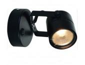 Светильник спот ArteLamp A1310AP-1BK LENTE черный