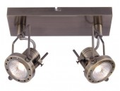 Светильник настенно-потолочный спот ArteLamp A4300AP-2AB COSTRUTTORE, бронза