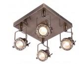 Светильник потолочный спот ArteLamp A4300PL-4AB