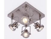 Светильник потолочный спот ArteLamp A4300PL-4SS