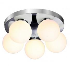 Светильник потолочный влагозащищенный ArteLamp A4445PL-5CC