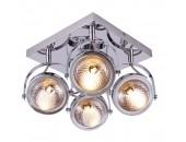 Светильник настенно-потолочный спот ArteLamp A4506PL-4CC