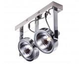 Светильник настенно-потолочный спот ArteLamp A4507PL-2CC
