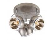 Настенно-потолочный светильник спот ArteLamp A4508PL-3SS
