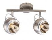 Настенно-потолочный светильник спот ArteLamp A4509PL-2SS