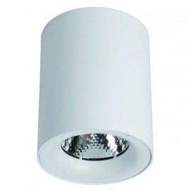 Светильник накладной потолочный ArteLamp A5118PL-1WH FACILE (белый, модерн)