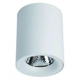 Светильник накладной потолочный ArteLamp A5130PL-1WH FACILE (белый, модерн)