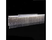 Светильник настенный Евросвет 90049/1 LED Royal (хрусталь, хром, модерн)