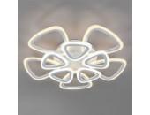 Люстра потолочная Евросвет 90216/10 LED Areo (белый, модерн)