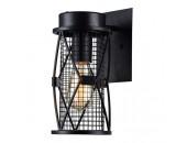 Бра  Favourite Loft 1783-1W MESH (черный, винтаж)
