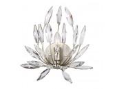 Бра Favourite 1932-1W FEERIE (серебро, флористика)