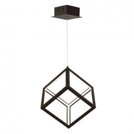 Светильник подвесной Favourite 2052-1P CUBUS (венге, модерн)
