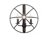 Бра  Favourite Loft 2165-3W Midday (коричневый, винтаж)