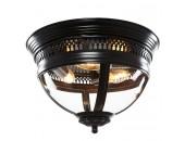 Светильник потолочный LOFT IT LOFT3319-BL Sermini, черный