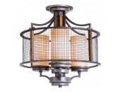Люстра потолочная LOFT IT LOFT1933-3C Parter, античный серый