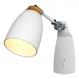 Светильник настенный спот LOFT IT LOFT4402W-WH Restor, белый
