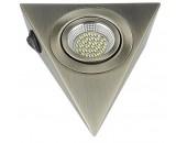 Точечный встраиваемый светильник Lightstar 003341 MOBILED ANGO