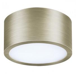 Точечный накладной влагозащищенный светильник Lightstar  ZOLLA CYL LED-RD 213911 бронза