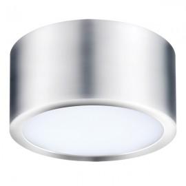 Точечный накладной влагозащищенный светильник Lightstar  ZOLLA CYL LED-RD 213914 хром