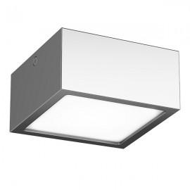 Точечный накладной влагозащищенный светильник Lightstar  ZOLLA QUAD LED-SQ 213924 хром