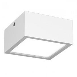 Точечный накладной влагозащищенный светильник Lightstar ZOLLA QUAD LED-SQ 213926 белый