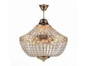 Люстра подвесная ST Luce SL669.203.11 ANTICATO (французское золото, классический)