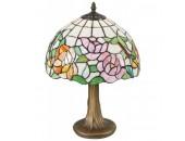 Настольная лампа Svetresurs/Светресурс 814-804-01 (тиффани, сиреневый)