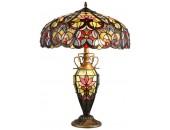 Настольная лампа Svetresurs/Светресурс 825-804-03 (тиффани, разноцветный)
