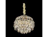 Люстра подвесная Wertmark WE113.06.303 LUDGERA (золото, модерн)