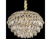 Люстра подвесная Wertmark WE113.11.303 LUDGERA (золото, модерн)