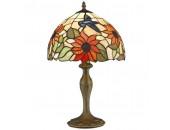 Настольная лампа Svetresurs/Светресурс 817-804-01 (тиффани, оранжевый)