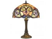 Настольная лампа Svetresurs/Светресурс 818-804-02 (тиффани, сиреневый)