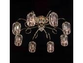 Люстра потолочная CL330182 Синди Золото Citilux