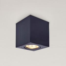 Светильник накладной Дюрен Черный Citilux CL538212