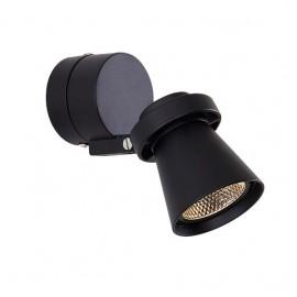 Светильник спот Citilux CL556512 Дубль-1 (модерн, черный)