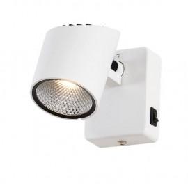 Светильник спот Citilux CL556610 Дубль-2 (модерн, белый)