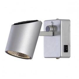 Светильник спот Citilux CL556611 Дубль-2 (модерн, серый)