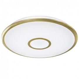 Светильник потолочный с пультом Citilux  CL70342R СтарЛайт (золото, модерн)