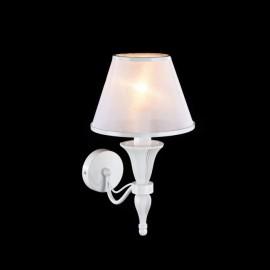 Бра  Maytoni MOD150-01-W VIRGINITY белый, кантри