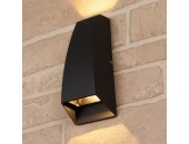 Уличный настенный светильник Elektrostandard Techno 1016 LED (модерн, черный)