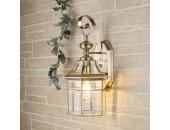 Уличный настенный светильник Elektrostandard 1031 Savoie D (классический, бронза)