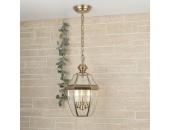 Уличный подвесной светильник Elektrostandard 1032 Chatel H (классический, бронза)