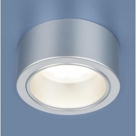Точечный накладной светильник Elektrostandard 1070 SL (модерн, серебро)
