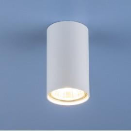 Точечный накладной светильник Elektrostandard 1081 WH (модерн, белый)