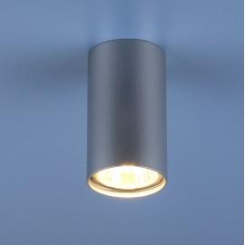 Точечный накладной светильник Elektrostandard 1081 SL (модерн, серебряный)
