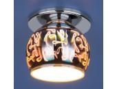Точечный встраиваемый светильник Elektrostandard 1102 SL (модерн, зеркальный)