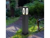 Уличный наземный светильник Elektrostandard 1406 TECHNO (черный, модерн)