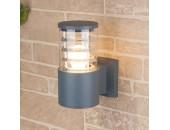 Уличный настенный светильник Elektrostandard Techno 1408 (модерн, серый)