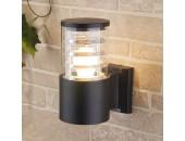 Уличный настенный светильник Elektrostandard Techno 1408 (модерн, черный)