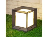 Ландшафтный светильник Elektrostandard 1603 Techno Marko L (модерн, серый)